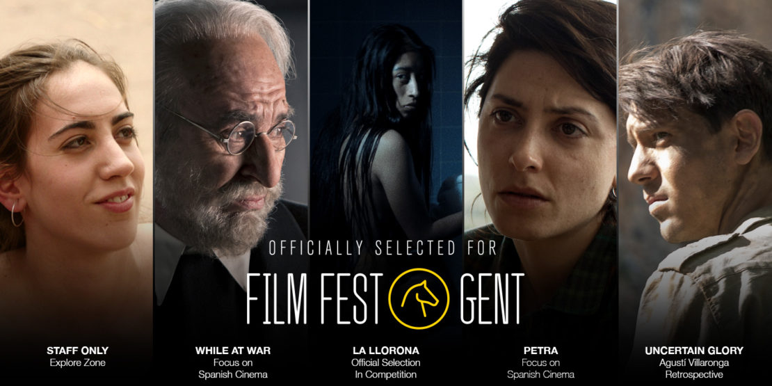 News Film Factory selected at Film Fest Gent