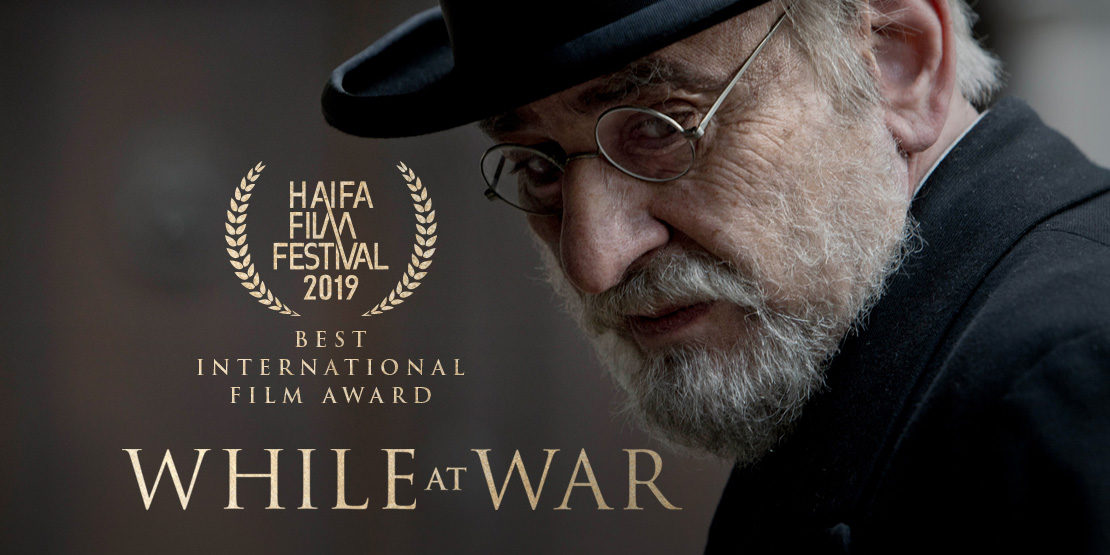 While at War winner of Haifa Film Festival