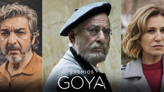 News While at War for Goya Awards 2020