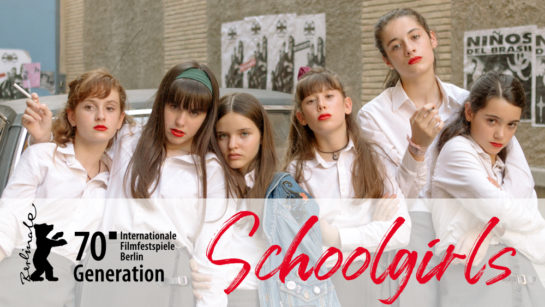 Schoolgirls featured
