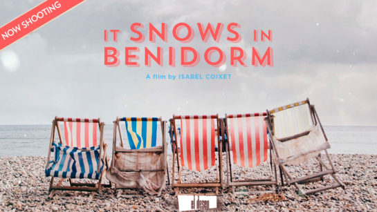 News It Snows in Benidorm now shooting