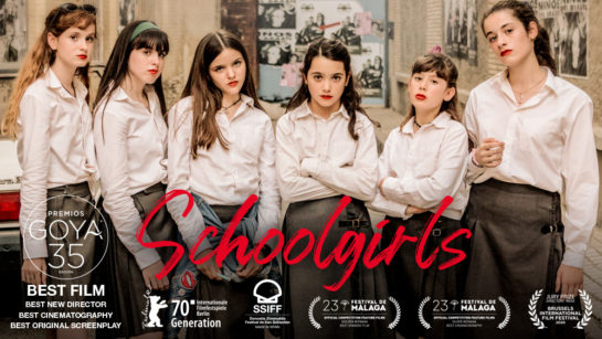 Schoolgirls film featured image