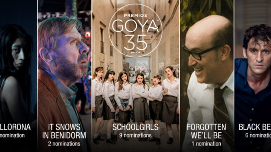 News Film Factory at Goya Awards 2021