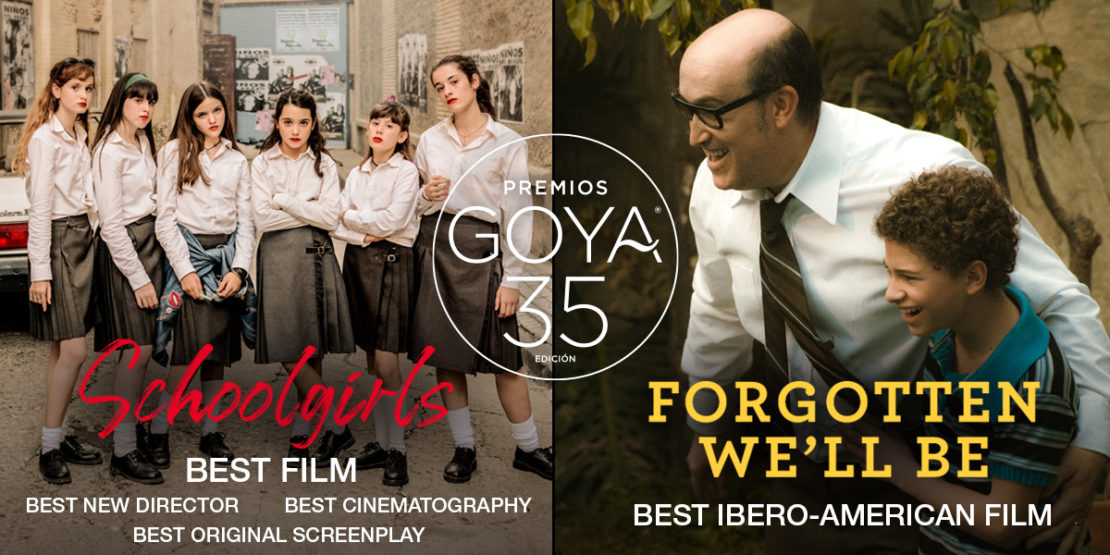 News Film Factory at the Goya Awards