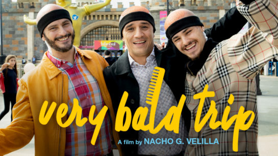 Very Bald Trip featured
