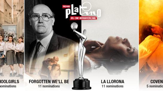 Premios Platino Film Factory
